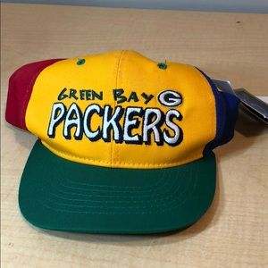 NWT Green Bay packers kids multi baseball hat aad2988cf